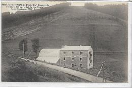 """68 COL-DE-SAINTE-MARIE . Hôtel-ferme """"Wilbal"""" , élevage De Visons , 900 M , édit :  , écrite En 1933 , état Extra - France"""