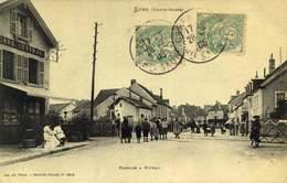 70 - LURE- LE PASSAGE A NIVEAU / A 472 - Lure