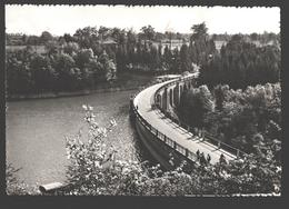 Robertville - Le Barrage Et Le Lac - Services Militaires - Weismes
