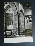 19941) PRATO FIRENZE ARTIMINO S. MARTINO IN CAMPO CHIESA ABBAZIALE NON VIAGGIATA - Prato