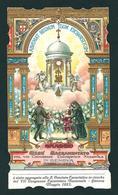 ED.  SLE - GESU' SACRAMENTATO - E -  Mm. 65 X 117 - VII° Congresso Eucaristici Nazionale In Genova - Anno 1923 - Religione & Esoterismo