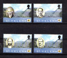 SAINT  HELENA    2002    500th  Anniv  Of  Discovery  Of  Saint  Helena   6th  Series   Set  Of  4     MNH - Saint Helena Island