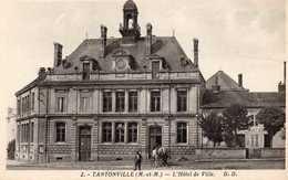 TANTONVILLE - L'Hôtel De Ville, Animée - Non Classés