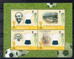 MONTSERRAT  Timbres Neufs ** De 2006  ( Ref 6554 ) Sport - Football - Montserrat