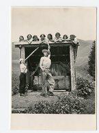 Homme Man Men Femme Woman Tête Toit Refuge Surreal RECOIN CHAMROUSSE 1934 Funny 38 Isère Randonnée Sexy - Places