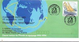 FRANCE- LETTRE ENTIER POSTAL 2.50 POSTIERS AUTOUR DU MONDE - CACHET WHITBREAD 09.01.94 FREMANTLE AUSTRALIE  / 1 - Biglietto Postale