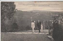 I K H Die Grossherzogin Marie Adelheld Auf Dem Wege Zue Kreuzkapelle In Grevenmacher 25 Juli 1913 - Autres
