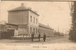 Neerpelt : Statie 1903 - Neerpelt