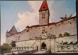 Ak Deutschland - Veste Coburg - Schloß,castle,Chateau - Eingangstor - Schlösser