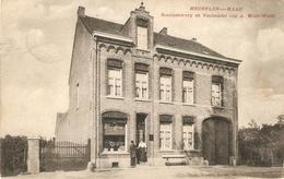 Mechelen - A - Maas : Beenhouwerij En Veehandel Van A. Wolf - Maasmechelen