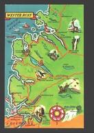 Wester Ross - Map - Ross & Cromarty