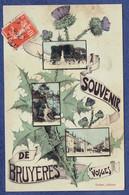 CPA VOSGES (88) - SOUVENIR DE BRUYERES - - Bruyeres