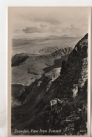 Cpa.Royaume-Uni.View From Summit - Autres