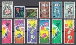 (1) Togo - 12 Unused Stamps From The Years 1958-1964 - See Scan - Togo (1960-...)