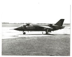Grande Photo - Avion  VAK 191 B    - VFW Pressephoto - 13x18 Argentique - Aviation