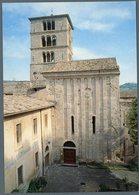 °°° Cartolina N. 25 Farfa Sabina Facciata Carolingia Scitta °°° - Rieti