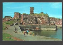 Dunbar - Dunbar Castle - East Lothian