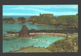 Dunbar - The Bathing Pool - East Lothian