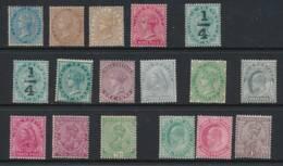 INDIA, 1865-1920s Classic Collection Unused No Gum, Cat £90 - Inde (...-1947)