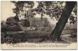 Paris - Eglise Saint-Julien-le-Pauvre - Notre Dame De Paris