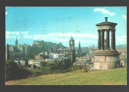 Edinburgh - View From Calton Hill - Midlothian/ Edinburgh