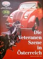 CA182 Buch Die Veteranen Szene In Österreich, Jahrbuch Des ÖMVV 2001, Neu - Auto & Verkehr