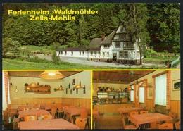 C6684 - TOP Waldmühle Mühle - Zella Mehlis - VEB Wälzlagerwerk Zella Mehlis - Wassermühlen