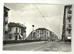 """4390""""TORINO-LARGO G. CESARE""""ANIMATA-CART.POST ORIG.NON SPED. - Italie"""