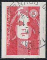 France 1993 AA Yv. N°4 - TVP Rouge - Oblitéré - France