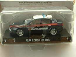 ALFA ROMEO 159  2006 - CARABINIERI - POLICE ITALIENNE - Auto's, Vrachtwagens, Bussen