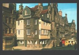 Edinburgh - John Knox's House In The Royal Mile - Midlothian/ Edinburgh