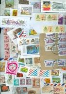 18 Kilo STAMPS ON PAPIER FROM CHARITY * 18 KILO BRIEFMARKEN ALLE WELT AUF PAPIER (59) - Stamps
