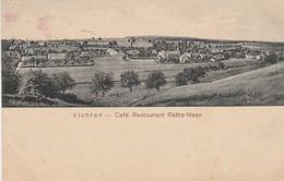 Vichten - Café - Restaurant  Kaths-Maas  , Panorama - Cartes Postales