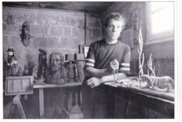 56 - Morbihan - LE CROISTY -  Kergroix  - Sculpteur Sur Bois - Tirage 150 Exemplaires - Francia
