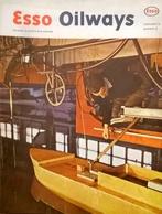 CA186 Zeitschrift ESSO Oilways, Jahrgang 10, Nummer 5, Deutsch - Auto & Verkehr
