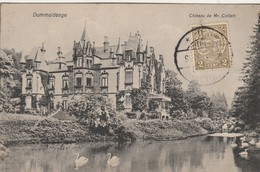 Dommeldange , Chateau De Mr Collart - Postales
