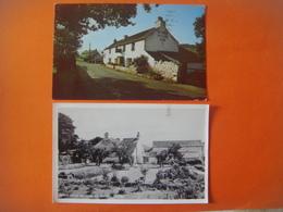 Royaume Uni / United Kingdom - Angleterre - England - Lot De 2 Cartes De ESKDALE ( Cumbria ) - Bower House Inn - Cumberland/ Westmorland