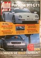 CA175 Autozeitschrift Auto Bild, Nr. 5/1997, Porsche 911 GT1, Neuwertig - Auto & Verkehr