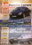 CA176 Autozeitschrift Auto Bild, Nr. 25/1997, Porsche Carrera, Neuwertig - Auto & Verkehr