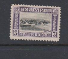 Bulgaria SG 170 1911 Definitives 3l Black And Violet, Mint - 1909-45 Kingdom