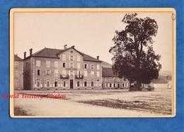 Photo Ancienne Avant 1900 - GERARDMER ( Vosges ) - Hôtel De La Poste - Attelage - Photographe à Identifier - Antiche (ante 1900)