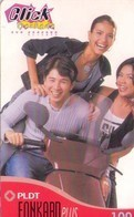 TARJETA TELEFONICA DE FILIPINAS (CHIP - EXPIRY 03.31.2004) (026). - Filippine