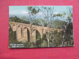 New South Wales (NSW) >  Zig Zag Railway  Blue  Mt's Ref 3432 - Other
