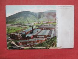 Distrito De  Las Fabricas  Torreon Mexico Paper Scrape On Bottom Of View   Ref 3433 - Mexique
