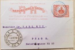 Haiti Prag 1912 - Haiti
