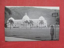 Presidential Palace, Port-au-Prince, Haiti  Ref 3433 - Haiti