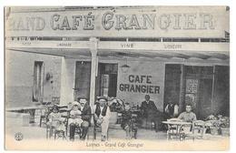 Luynes , Grand Café Grangier - Luynes