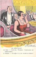 ** Lot De 2 Cartes ** HUMOUR Coquin : 2 Cartes Différentes Toutes Scannées - CPA ( Illustrateur A. GAILLARD ) - - Humour