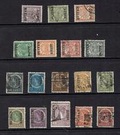 NETHERLAND INDIES...1906...BUITEN BEZIT Overprints.. - Netherlands Indies