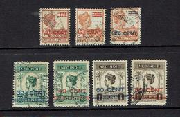 NETHERLAND INDIES...1921 - Netherlands Indies
